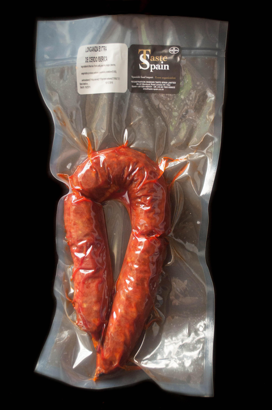 Cooking Chorizo Taste Spain