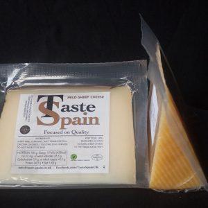 Mild Cheese Taste Spain