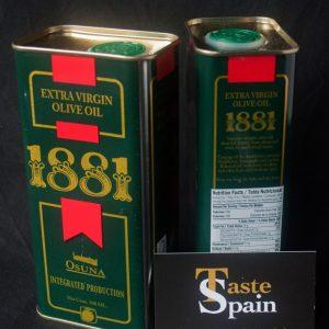 Spanish oil Taste Spain