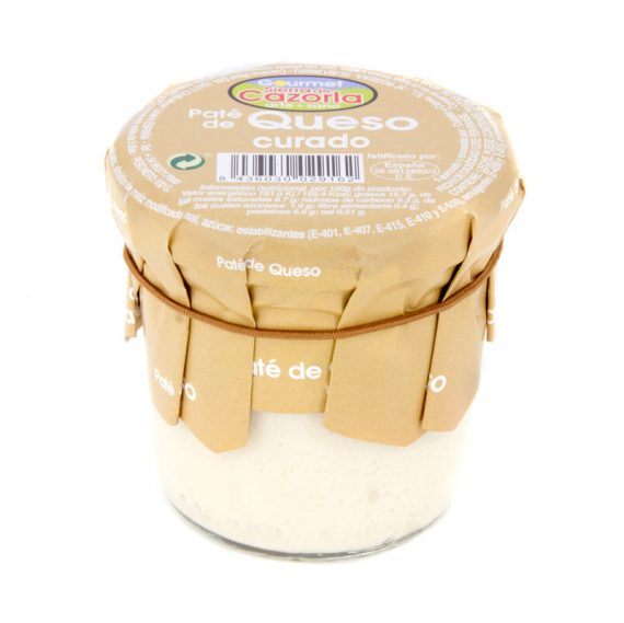 Manchego cheese pate